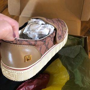 L.A.M.B. Shoes - L.a.m.b Katellas Tennis Shoe New in Box Size 7